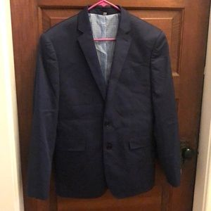 NWT Express Photographer Fitted Suit Jacket Blazer